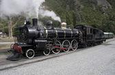 蒸汽机车-2 — 图库照片