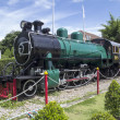 Old steam loco — Stock Photo #27850399