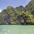 Koh Phanak — Stock Photo