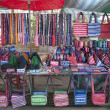 Hill tribe handicrafts — Stockfoto