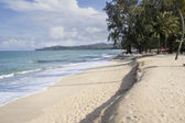 Bang Tao beach, Phuket — Stock Photo
