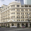 Stock Photo: HO CHI MINH CITY, VIETNAM-NOV 3RD: Hotel Majestic on Novembe