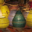 Lamps for sale — Stock Photo