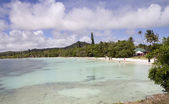 Kuto, Ile des Pines, New Caledonia — Stock Photo
