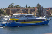 The Manly Fast Ferry — Foto Stock
