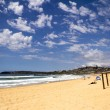 Beach at Curl Curl — Stock Photo #40989425