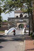 Imperial Palace, Hue, Vietnam — Stock Photo