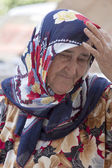 Turkish woman — Stock Photo