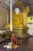 Shwedagon Pagoda 2 — Stock Photo