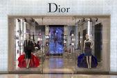 Dior store — Stock Photo