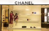 Chanel store — Stock Photo