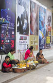 Steet Vendors, Hat Yai — Stock Photo