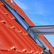 Roof window — Stock Photo #13705670