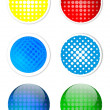 Colored circles and balls — Lizenzfreies Foto