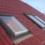 Roof windows — Stock Photo #30458517