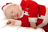 Small Santa — Stock Photo
