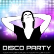 Royalty-Free Stock Vector Image: Disco party poster