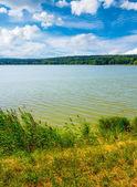 View on lake — Stock Photo