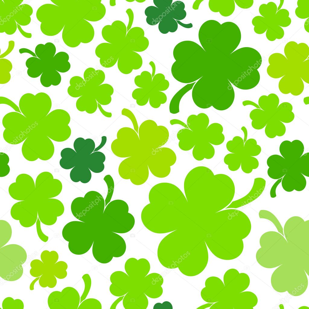 four leaf clover background stock vector  u00a9 hollygraphic clover clipart png clover clipart pics