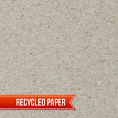 Recycle paper texture — Stock Vector