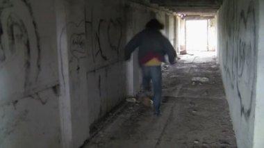 Hooligan — Stock Video