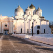 Sophia Cathedral — Stockfoto
