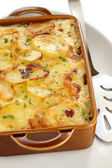 Potato gratin — Stock Photo