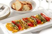 Escalivada, spanish cuisine — Stock Photo