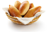 Piroshki, pirozhki — Stock Photo