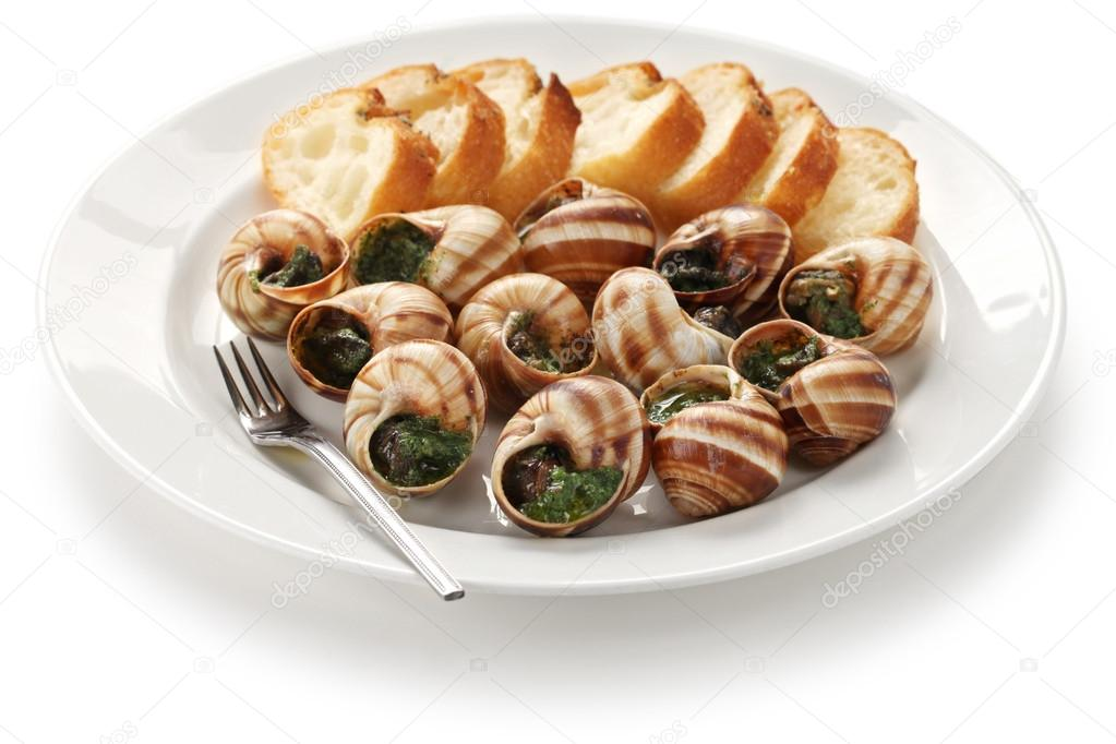 Snails With Herb Butter Recipes — Dishmaps