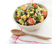 Quinoa salad — Stock Photo