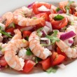 Stock Photo: Shrimp ceviche , prawn ceviche