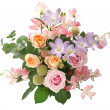 Stock Photo: Bunch of flowers