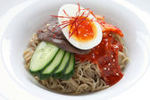 Bibim naengmyeon — Stock Photo