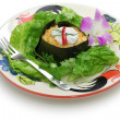 Hor mok, thai food — Stockfoto