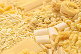Pasta assortment — Stock Photo