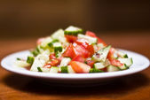 Tasty Food Salad — Stockfoto