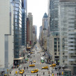 Stock Photo: View at 8th Avenue in New York
