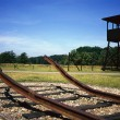 Stock Photo: Watch post former dutch Camp Westerbork
