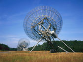 Radio Telescope at Westerbork the Netherlands — Stock Photo