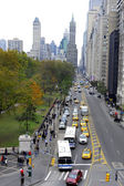 View at West 59 th street in New York — Stock Photo