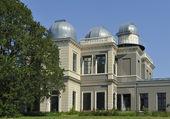 Leiden observatory — Stock Photo