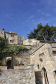 Village of Lacoste,Luberon, France — Stock Photo