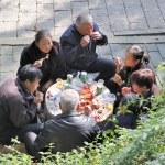 Chinese picknick — Stock Photo #34912391