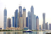 The Dubai Marina — Stock Photo
