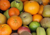 Various fruits — Stock Photo