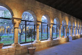 The Cloisters - NYC — Stock Photo