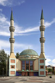 The Mevlana Mosque — Stock Photo