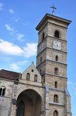 Alba-Iulia Carolina Citadel - Interior Church — Stock Photo