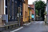 городская улица — Стоковое фото